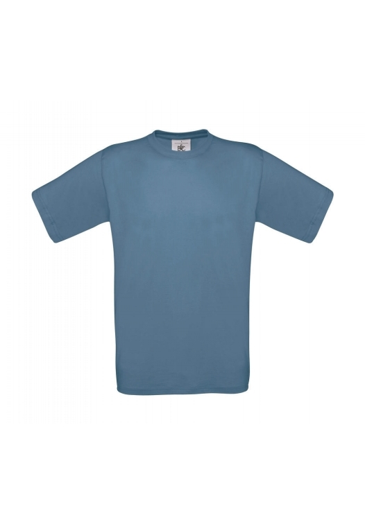 T-Shirt Exact 190_stone-blue