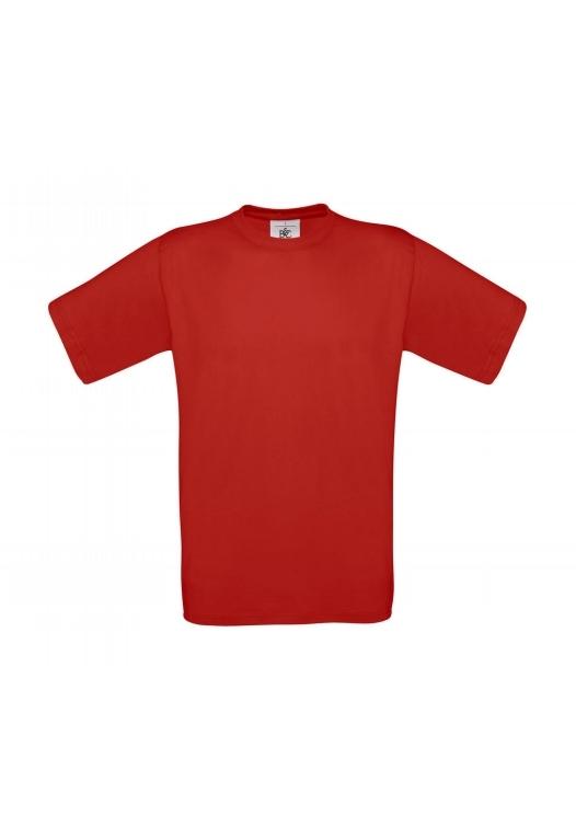 T-Shirt Exact 190_red