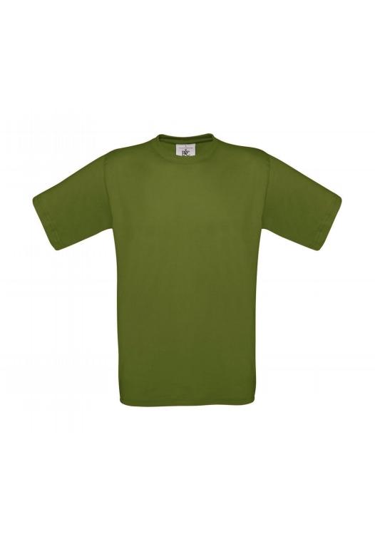 T-Shirt Exact 190_Green-Moss