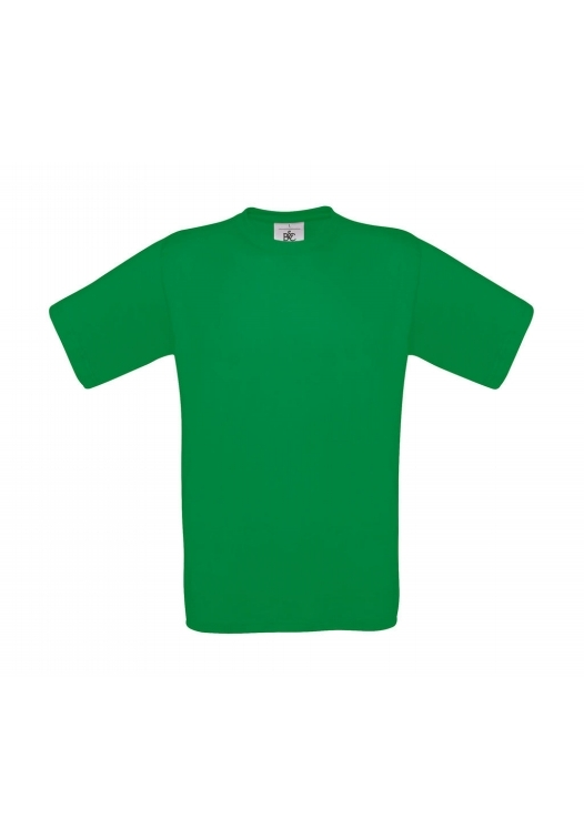 T-Shirt Exact 190_kelly-Green