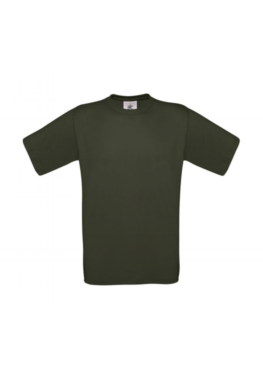 T-Shirt Exact 190_khaki-green