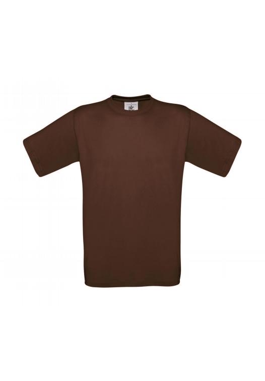 T-Shirt Exact 190_chocolate