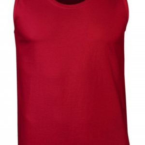 Softstyle Adult Tank Top_red
