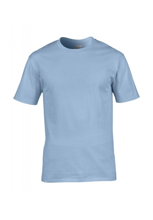 Premium Cotton Ring Spun T-Shirt_light-blue