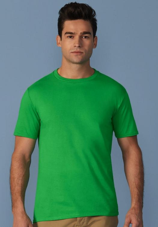 Premium Cotton Ring Spun T-Shirt_Titel