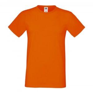 Men's Sofspun T_orange