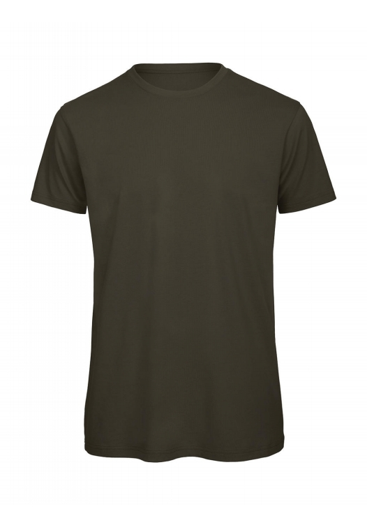 T-Shirt – TM042_khaki-green
