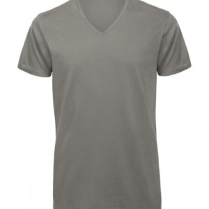 V-Neck T-Shirt – TM044_light-grey