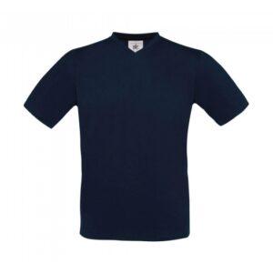 V-Neck T-Shirt TU006_navy