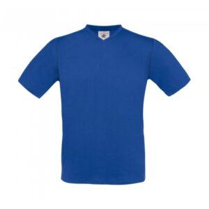 V-Neck T-Shirt TU006_royal