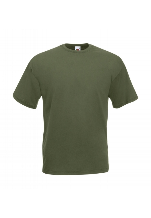 Valueweight Tee_classic-olive