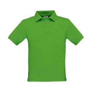 Kids Polo PK486_real-green