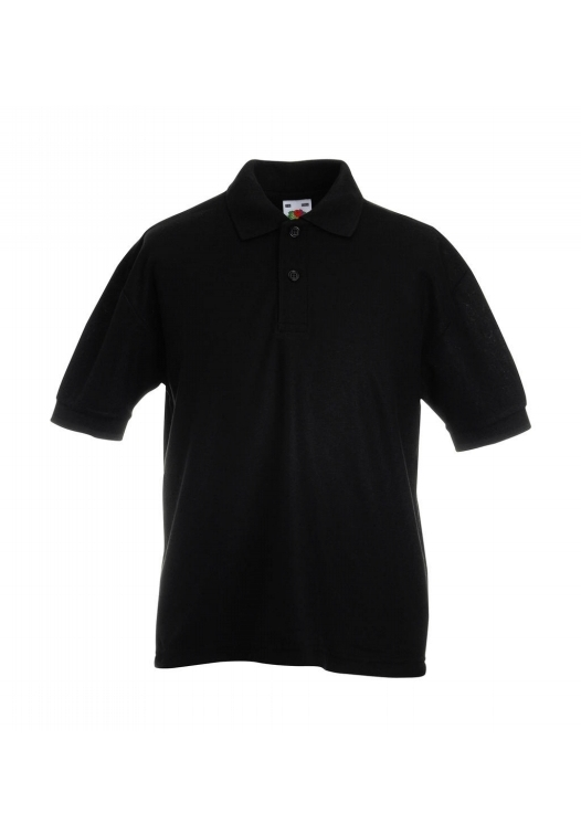 Polo Kids_black