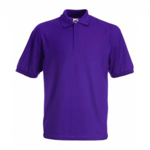 Polo Kids_purple
