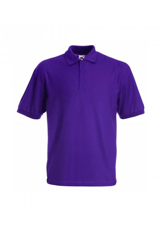 Polo Kids_purple