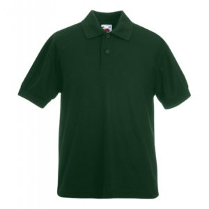 Polo Kids_bottle-green