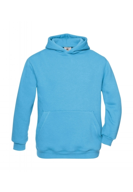 Kids Hooded Sweat WK681_very-turquoise
