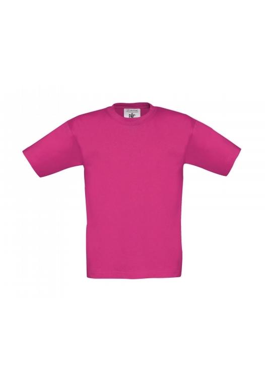 Kids T-Shirt TK300_Fuchsia