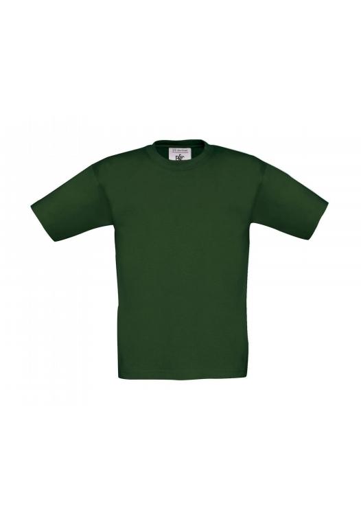 Kids T-Shirt TK300_bottle-green