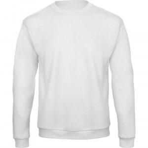 Crewneck Sweatshirt Unisex WUI23_white
