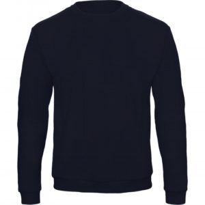 Crewneck Sweatshirt Unisex WUI23_navy