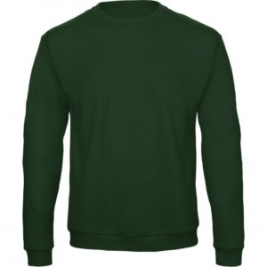 Crewneck Sweatshirt Unisex WUI23_bottle-green