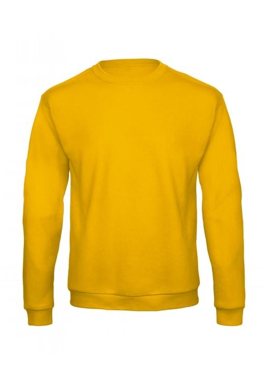 Crewneck Sweatshirt Unisex WUI23_gold