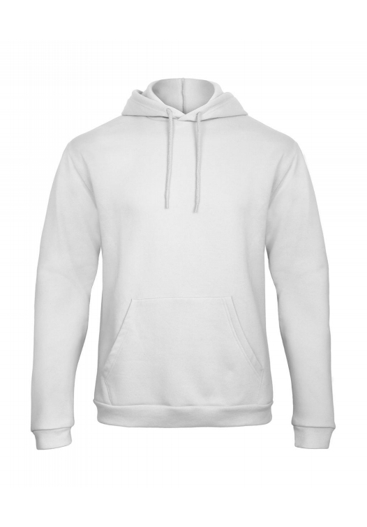 Hooded Sweatshirt Unisex WUI24_white