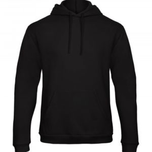 Hooded Sweatshirt Unisex WUI24_black