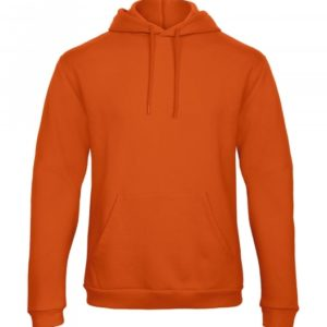 Hooded Sweatshirt Unisex WUI24_orange