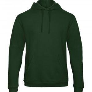 Hooded Sweatshirt Unisex WUI24_bottle-green