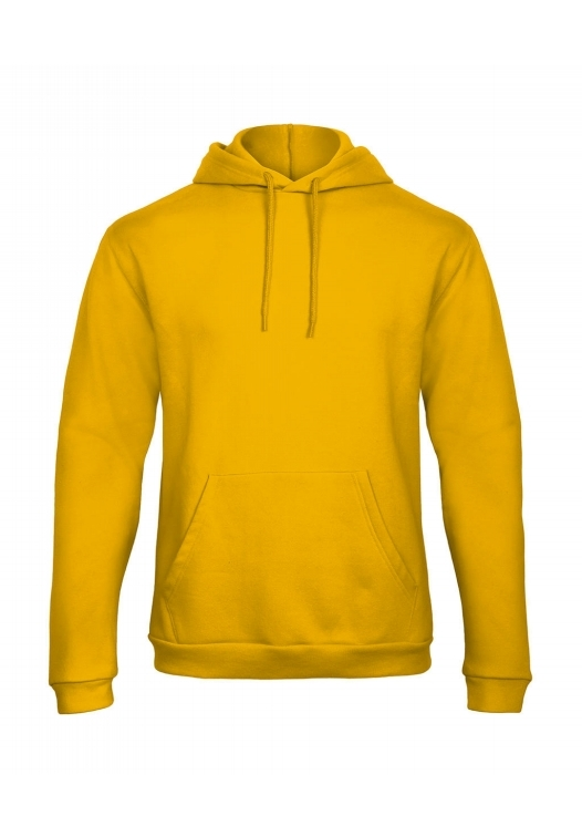 Hooded Sweatshirt Unisex WUI24_gold