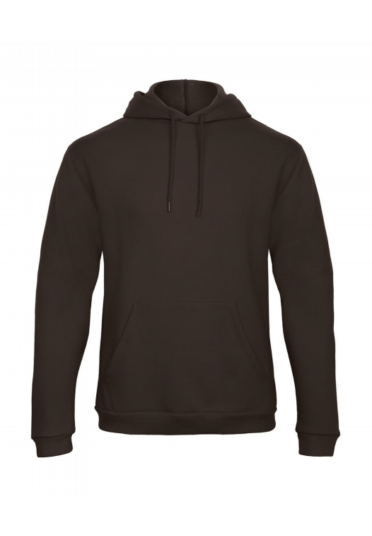 Hooded Sweatshirt Unisex WUI24_brown