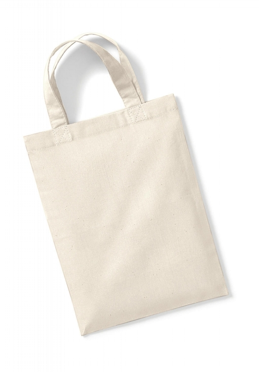 Cotton Party Bag for Life_natural