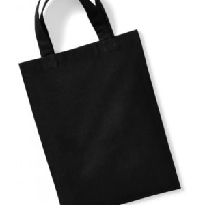 Cotton Party Bag for Life_black