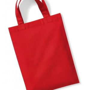 Cotton Party Bag for Life_bright-red