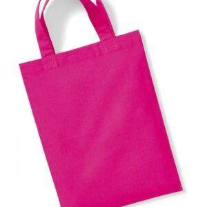 Cotton Party Bag for Life_fuchsia
