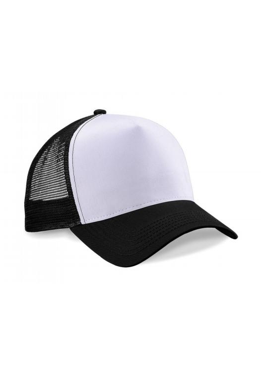 Snapback Trucker_150_Black-White
