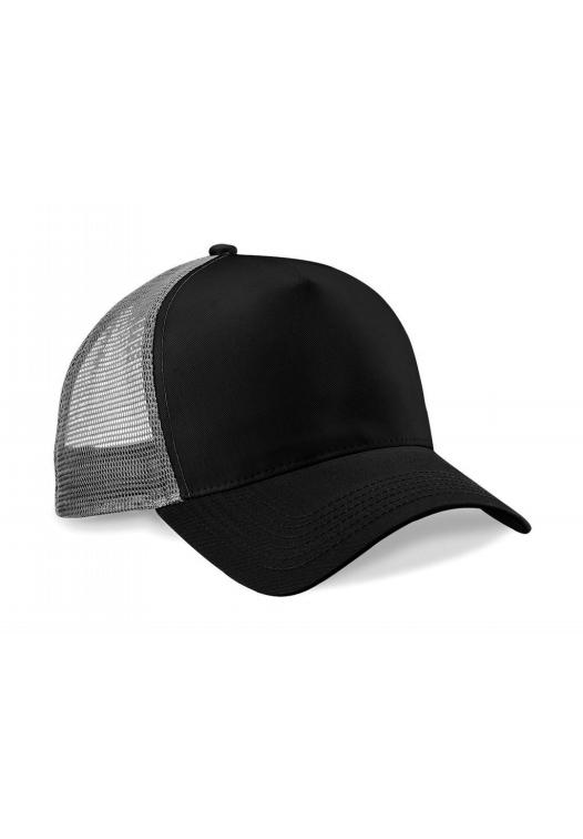Snapback Trucker_151_Black-Grey