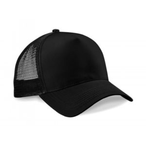 Snapback Trucker_152_Black-Black