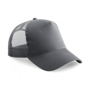 Snapback Trucker_182_graphite-grey-graphite-grey