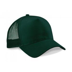Snapback Trucker_550_Bottle-Green-Bottle-Green