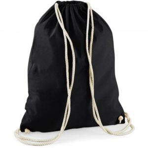 Cotton Gymsac_black