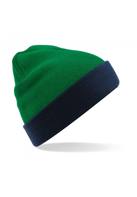 Reversible Contrast Beanie_553_kelly-green-french-navy